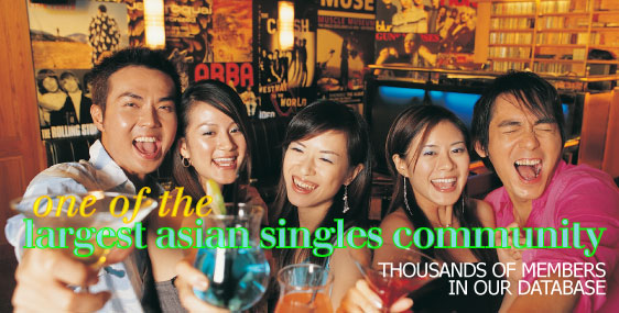 World Singles Net - One of the Largest Asian Singles Community on the web, thousands of members in our database!
